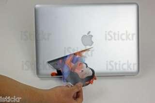 Snow White Left Apple MacBook Decal Sticker Skin 13 15