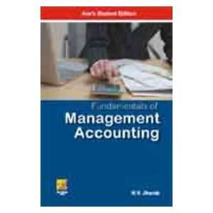 of Management Accounting (9788180522468) H.V. Jhamb Books