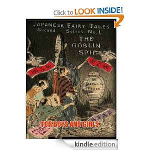 The Goblin Spider  Japanese Fairy Tale Second Series No.1