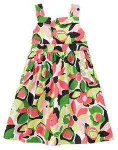 Gymboree NWT Palm Beach Paradise Girl size 3 4 6 7 8 9 10 Floral Dress