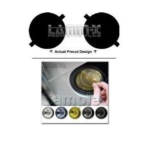 Toyota Tundra (10  ) Fog Light Vinyl Film Covers by LAMIN