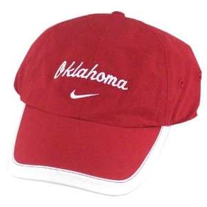 Nike Oklahoma Sooners Crimson Ladies Comfie Hat