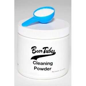 Beer Tubes Cleaning Powder Formula   1 pound Kitchen