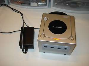 Nintendo GameCube silver consoule ONLY   DOL 101(USA)