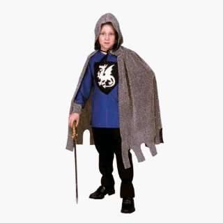 RG Costumes 90248 BL M Blue Medieval Knight Costume   Size