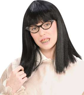 Womens Ugly Betty Nerd Female Costume Accessory Kit