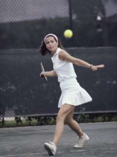 Woman Tennis Player Photographic Print at AllPosters