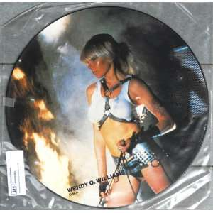 Wow(Picture Disc) Wendy O. Williams Music