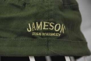 Brand New Pre Distressed Cap/Hat JAMESON IRISH WHISKEY