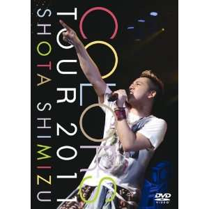 Shota Shimizu   Colors Tour 2011 [Japan DVD] SRBL 1508