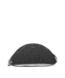 Black (Black) Fiorelli Beaded Evening Clutch  228566501  New