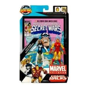 Marvel 25th Anniversary Comic 2pk   Iron man & S W Toys & Games