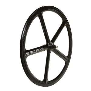 Aerospoke Rear NMSW   Black 700c:  Sports & Outdoors