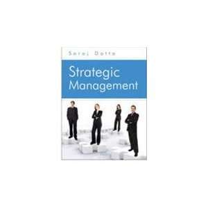 Strategic Management (9788184951158) Saroj Datta Books