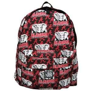 UA University of Alabama Crimson Tide Backpack by Broad