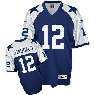 Youth Jerseys Reebok Dallas Cowboys Roger Staubach Youth Retro Premier