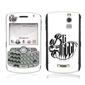 BlackBerry Curve  8330  Be Street Magazine  Logo Skin: Electronics