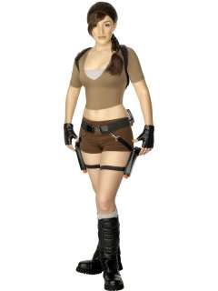 Lara Croft Tomb Raider Kostüm Teen 32/34 152/158