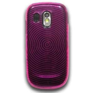 Samsung Caliber r850 Pink TPU Case