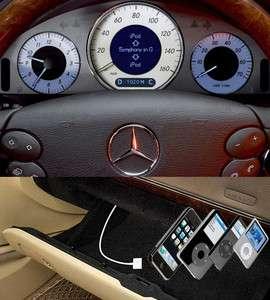 iPod Integration Kit OEM Mercedes Benz 2005 2007 C Class
