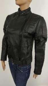Harley Davidson Hein Gericke cafe racer leather motorcyle jacket
