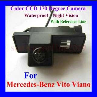 CCD PAL CAR Rückfahrkamera für Mercedes Benz Vito Viano