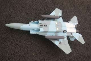 15 Eagle F15 Fighter Jet Electric RC R/C Airplane 64mm EDF Receiver