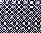 Universal Stainless Steel Chrome 2.5mm Wire Mesh 20x60 1 PC Grille