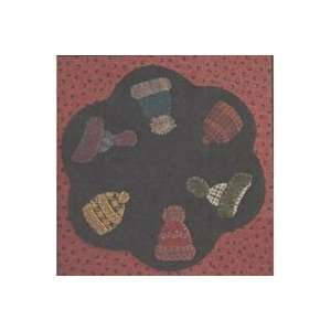 Mat by Primitive Gatherings Backyard Quilts Pattern Pet Supplies