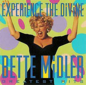 Bette Midler   Experience the Divine   CD 075678249723