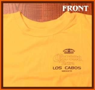 Corona Extra Cerveza Beer Los Cabos Mexico T Shirt S