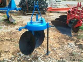 Bottom Dearborne Disc Plow/Cultivator