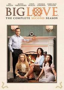Big Love   The Complete Second Season DVD, 2007, 4 Disc Set