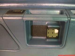 Ford Explorer 4 Door Interior Door Panel Rear Power