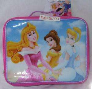 NWT Disney Princess Cinderella Lunch Tote Bag