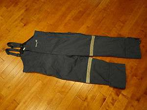 winter snow bib ski pants board work safety construction XL extra