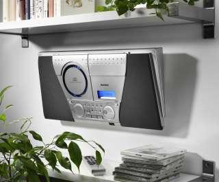 Musik Center MC 6550 ideal für Wandmontage. Ansicht vergrößern