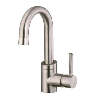 Belle Foret Mono Block Single Handle Bar Faucet without Deck Plate in