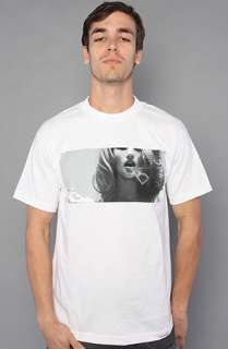 Diamond Supply Co. The Smoke Ring Tee in White : Karmaloop