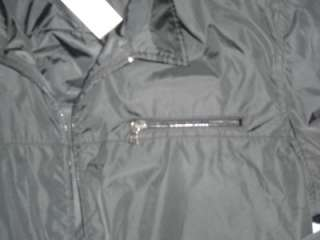 NWT Prada Sport Linea Rosa Mens windbreaker cafe racer nylon slim fit