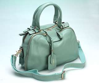 Ladies Fashion Real leather tote bag Handabg Shoulder Bag Satchel