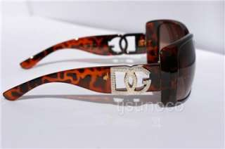 DG26388 TORTOISE LG WOMEN LADIES FASHION DG SUNGLASSES