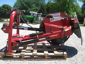 Shaver SC 50 3 point mount stump grinder New