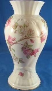 Aynsley Fine Bone China Elizabeth Rose Flower Vase