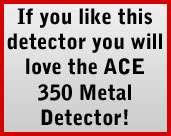 Garrett Ace 250 Sport Pack With 2 Coils Metal Detector 786156003156