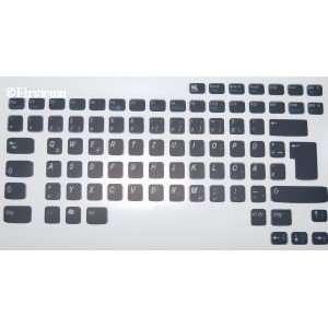 Tastatur Konverter X   Deutsch für Dell Notebooks