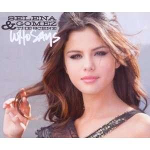 Who Says (2 Track) Selena Gomez & The Scene  Musik