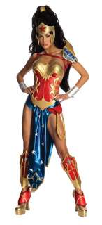 Anime   Wonder Woman Adult Costume   Character Costume