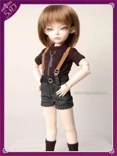NEW Quintus 5SD 5stardoll 1/6 YOSD boy doll 28cm Tiny BJD Free shoes
