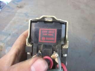 ALLEN BRADLEY AC RELAY CATALOG NO 700 N800A1 SERIES C 84AB86 CNC